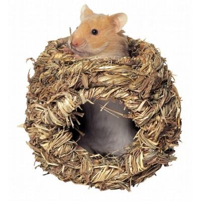 Hnízdo z trávy, 10,5x10,5x10,5cm
