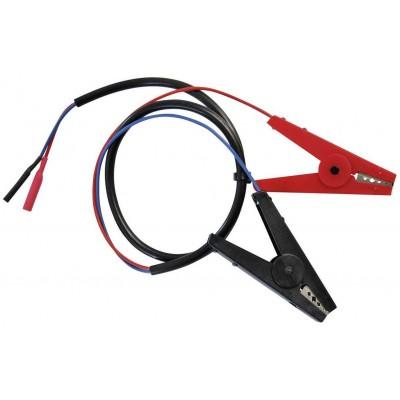 Kabel spojovací na 12V akumul.-zdroj