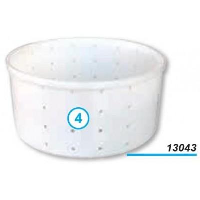 M- Forma kulatá se dnem 190x180x93, za 1 kus