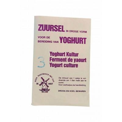 M- Kultura jogurtová 3ks