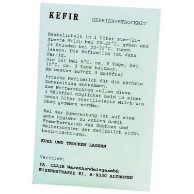 M- Kultura kefírová