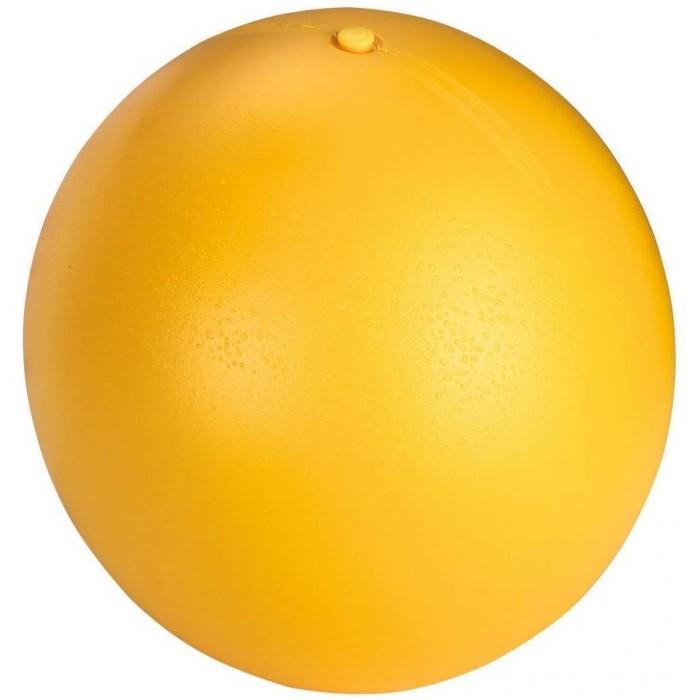 Balón-ANTISTRES pro selata _30cm, žlutý, tvrdý plast, nebalený