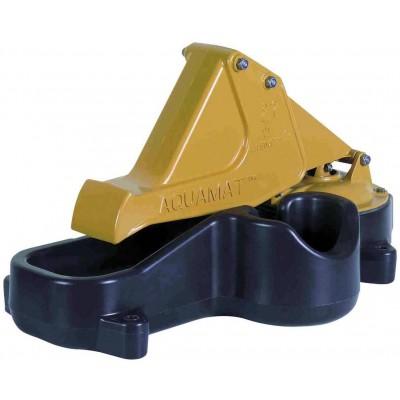 Napaječka pastevní-pumpa Aquamat II MK, i pro tele, La Buvette