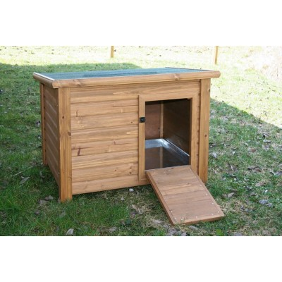 Kurník pro husy a kačeny Duck Town, 93x73x67cm