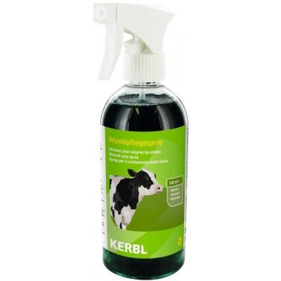 KerbaWund-spray k podpoře hojení povrch.zranění a kožních potížích