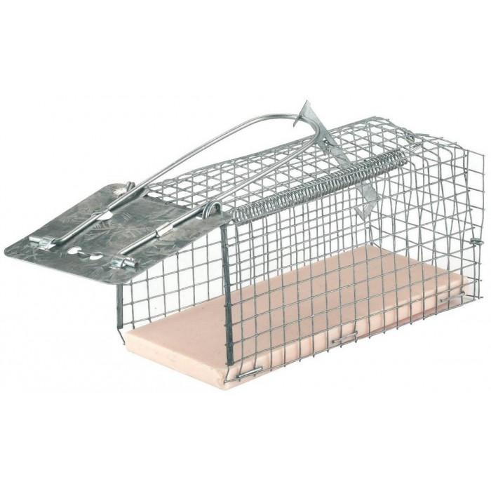 Past na myši drátěná ALIVE mouseCage 12x5.5x5.5cm