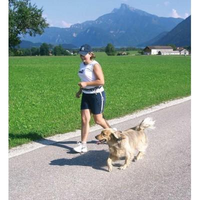 Vodítko Jogging s obojkem, náhradní spirála