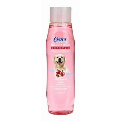 Šampon OSTER s přírodním extraktem, granátové jablko, 532 ml