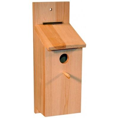 Budka pro ptáky, dřevěná