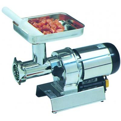 Meaty masový mlýnek, elektrický, typ 22 INOX, 80 ot./min