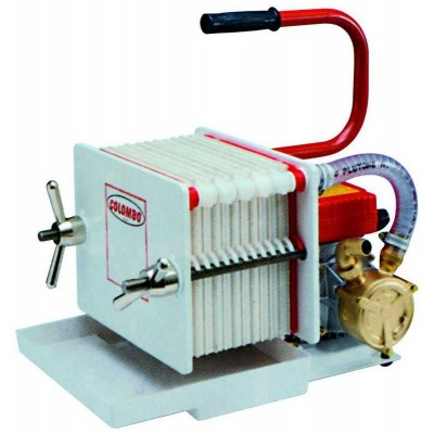 Deskový elektrický COLOMBO 6 filtr
