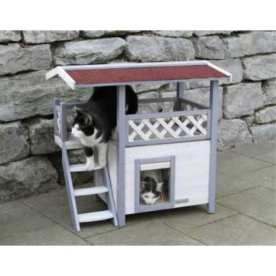 Kočičí bouda Lodge Ontario