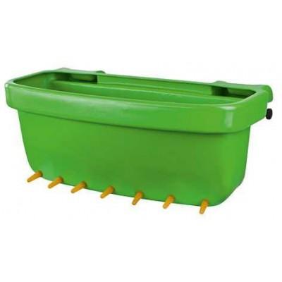 Napájecí vana pro jehňata Multi Feeder, objem 30 l, komplet s dudlíky a ventily