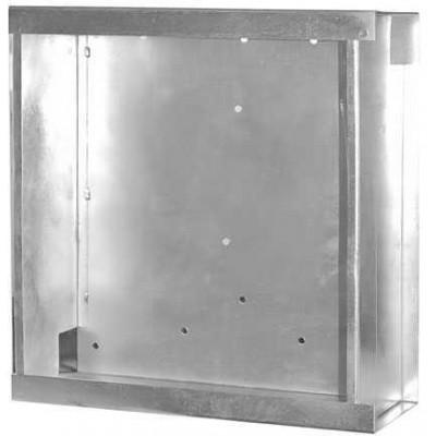 Kovová ochranná krabice, ochrana zdroje
