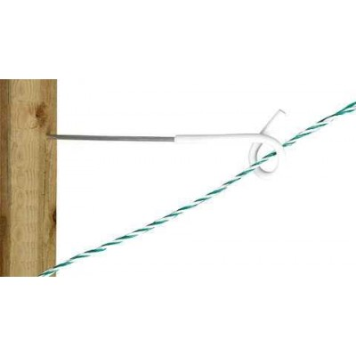Očkový izolátor s dlouhým vrutem, 25 cm