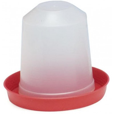 Napaječka pro drůbež plastová, klobouková, 1,5 l