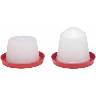 Napaječka pro drůbež plastová, klobouková, 3 l, kónický tvar