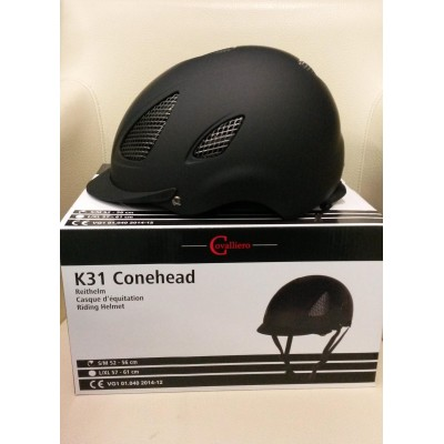 Helma jezdecká, K-31, 57-61cm