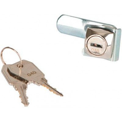 Náhradní zámek s klíčem