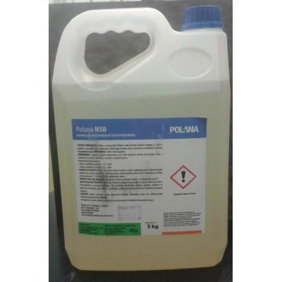Čistící odmašťovací prostředek Polana N50, koncentrát, 5 kg - jar