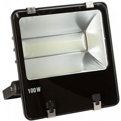 Venkovní LED světlomet bez pohybového senzoru, 100 watt, 7 500 lm