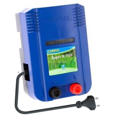 Elektrický ohradník - Ohradníkový zdroj Corral N1100, 230V