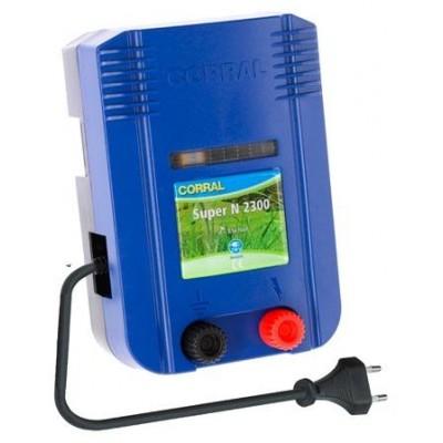 Elektrický ohradník - Ohradníkový zdroj Corral N2300, 230V