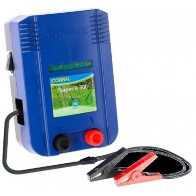 Elektrický ohradník - Ohradníkový zdroj Corral A300