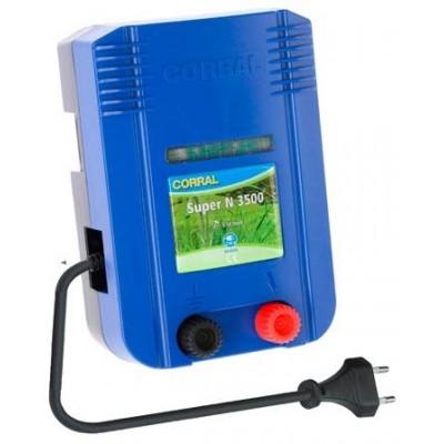 Elektrický ohradník - Ohradníkový zdroj Corral N3500, 230V