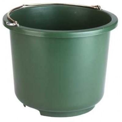 Vědro plastové 12l zelené