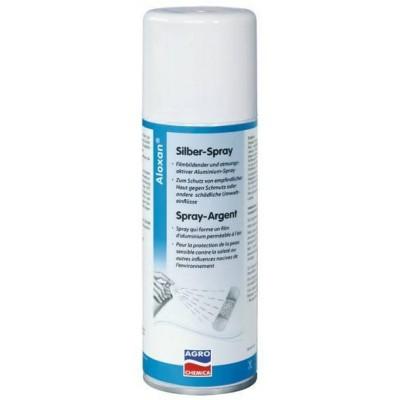 A- Aloxan sprej, 200ml, vytváří film s obsahem hliníku, vodoodpudivý, prodyšný, ochrana proti prachu, znečištění bakteriím