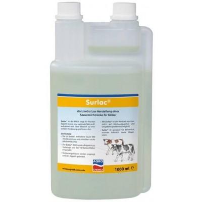 Surlac-mléko, 1000 ml