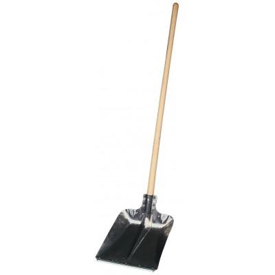 Lopata hliníková s hranou a násadou jasan, vel.9