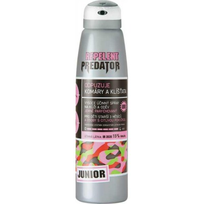 Repelent Predátor Junior spray 150ml