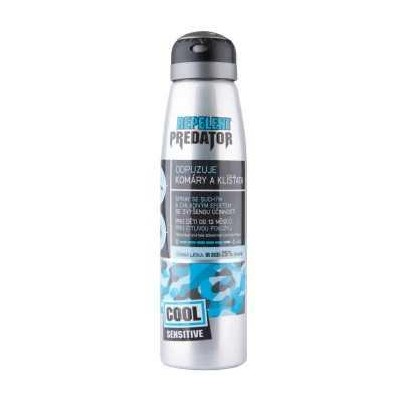 Repelent Predátor Sensitive Cool spray 150ml