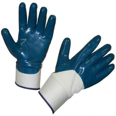 Rukavice nitrile modré BluNit, vel.10