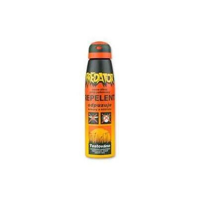 Repelent Predátor spray 150ml - FAMILY oranžový, parfémovaný, poslední kusy