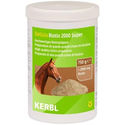 Doplněk krmiva pro koně Biotin 2000Super 750g