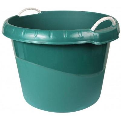Žlab na vodu a píci, 45l, zelené