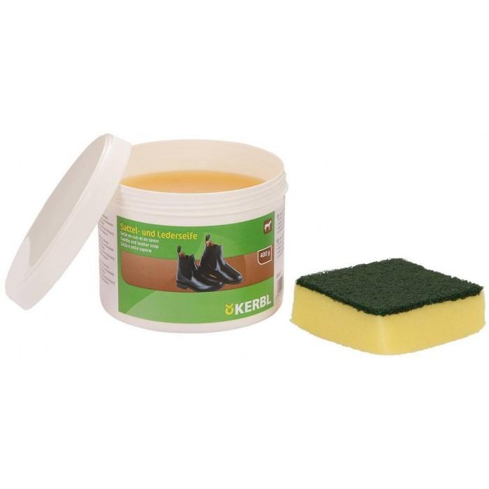 Mýdlo na sedlo a kůži, 400ml