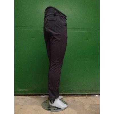 Jezdecké kalhoty Pantalony softshell, zvýšený pas
