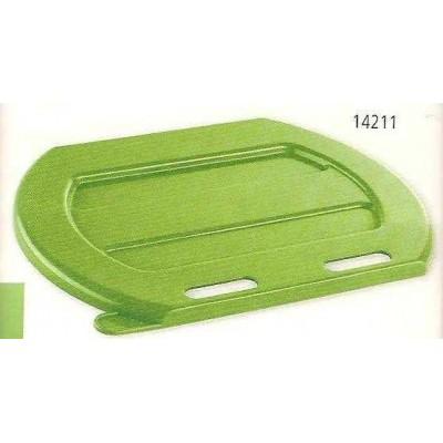 Víko pro nápajecí kbelík, zelené