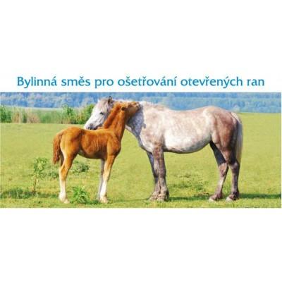Balneum Horse - bylinná směs pro ošetřování otevřených ran, 750g