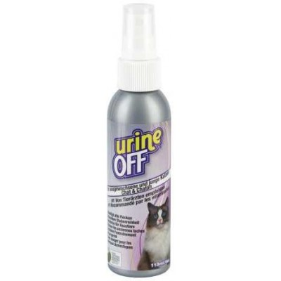 Sprej UrineOff Cat, 118ml