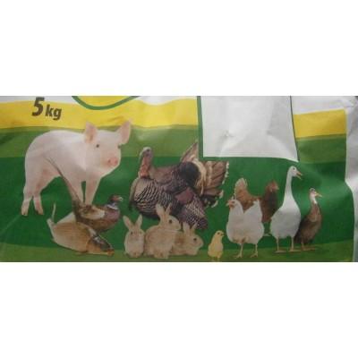 Granule drcené pro kuřata, 5kg