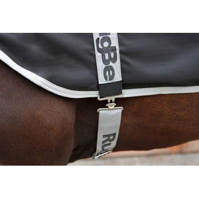 Deka pro koně RugBe výběhová a vyjížďková deka, 145 cm / 155 cm