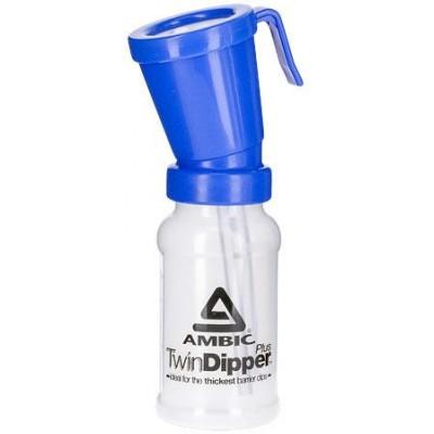 Desinfektor struku Premium NonReturn, dvojitý, pro viskózní média, 300ml