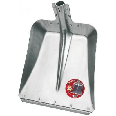 Lopata hliníková s ocelovou hranou PROFI, vel.9