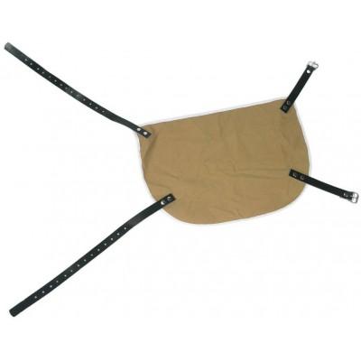 Zástěrka na hlavu pro skot, plachtovina